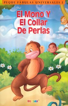 849c2ddad2d8 MONO Y EL COLLAR DE PERLAS