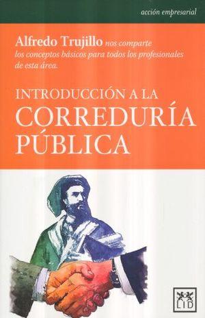 INTRODUCCION A LA CORREDURIA PUBLICA