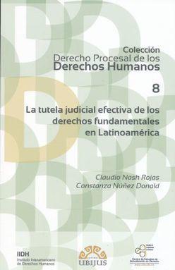 TUTELA JUDICIAL EFECTIVA DE LOS DERECHOS FUNDAMENTALES EN LATINOAMERICA, LA