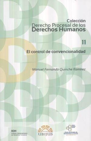 CONTROL DE CONVENCIONALIDAD, EL