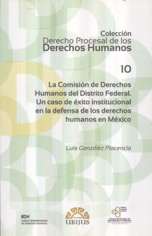 COMISION DE DERECHOS HUMANOS DEL DISTRITO FEDERAL, LA