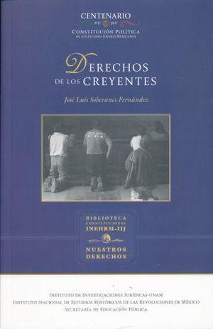 DERECHO DE LOS CREYENTES / 3 ED.