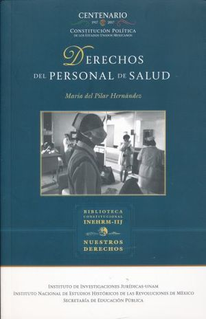 DERECHOS DEL PERSONAL DE SALUD / 3 ED.