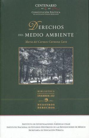 DERECHOS DEL MEDIO AMBIENTE / 3 ED.