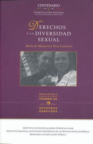 DERECHOS A LA DIVERSIDAD SEXUAL / 3 ED.