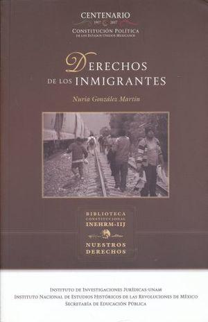 DERECHOS DE LOS INMIGRANTES / 3 ED.