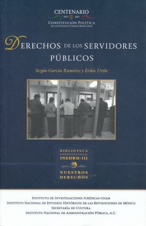 DERECHOS DE LOS SERVIDORES PUBLICOS / 4 ED.