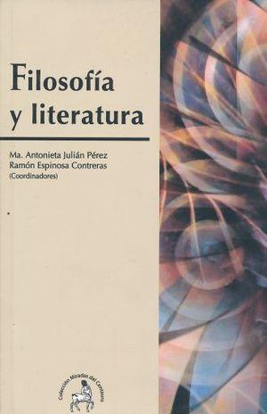 FILOSOFIA Y LITERATURA