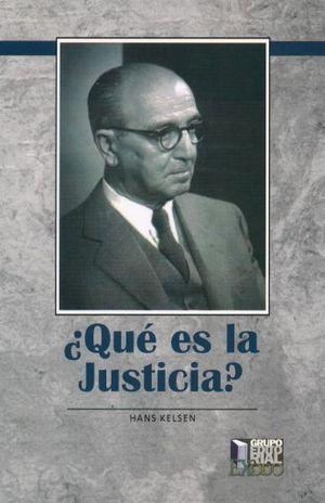 QUE ES LA JUSTICIA