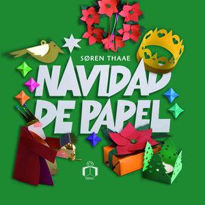 Navidad de papel / pd.