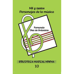 BIBLIOTECA MUSICAL MINIMA 10