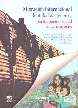 MIGRACION INTERNACIONAL IDENTIDAD DE GENERO Y PARTICIPACION SOCIAL DE LAS MUJERES