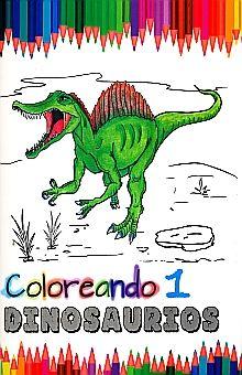 COLOREANDO DINOSAURIOS 1