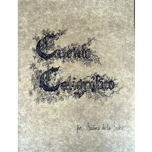 Cuento caligráfico