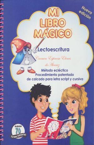 MI LIBRO MAGICO LECTOESCRITURA