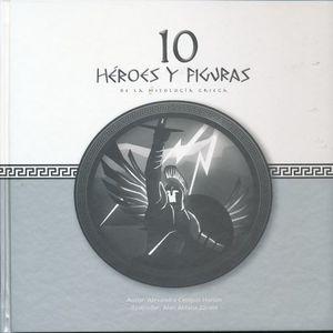 10 HEROES Y FIGURAS DE LA MITOLOGIA GRIEGA / PD.