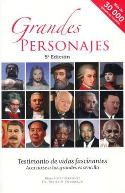 GRANDES PERSONAJES / 5 ED.