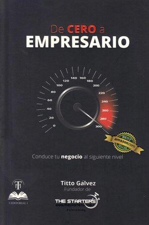 De cero a empresario / 2 ed.