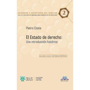 ESTADO DE DERECHO, EL. UNA INTRODUCCION HISTORICA / VOL. 2