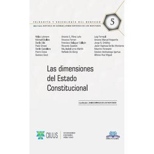 DIMENSIONES DEL ESTADO CONSTITUCIONAL, LAS