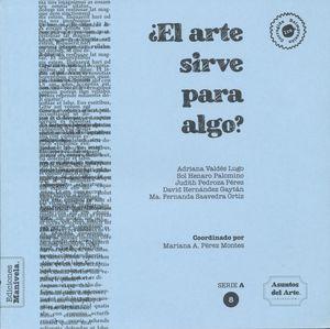 ¿El arte sirve para algo?