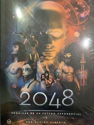 2048 Crónicas de un futuro exponencial