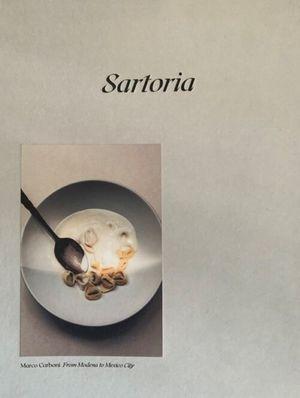 Sartoria / pd.
