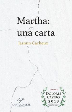Martha. Una carta