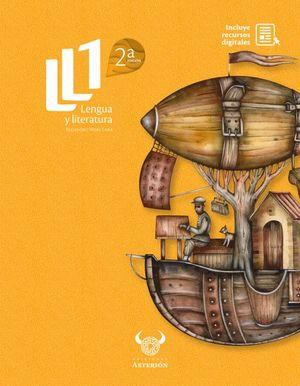 Lengua y literatura 1 / 2 ed.
