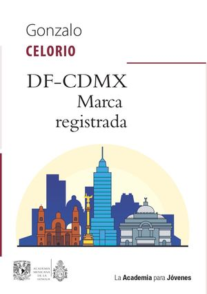 DF - CDMX. Marca registrada