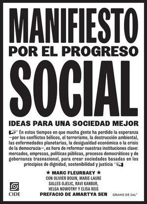 Manifiesto por el progreso social