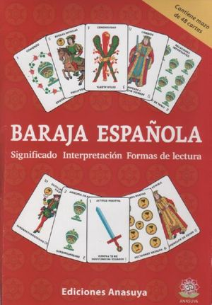 Baraja Española Significado, interpretacion, formas de lectura