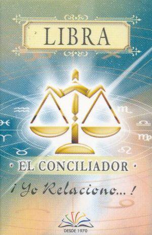 LIBRA. EL CONCILIADOR / 3 ED. / PD. (MINILIBRO)