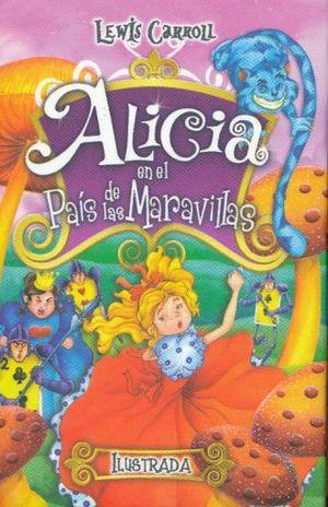 ALICIA EN EL PAIS DE LAS MARAVILLAS / PD. (MINILIBRO)