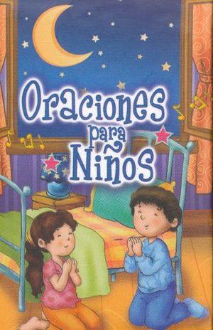 ORACIONES PARA NIÑOS / PD. (MINILIBRO)