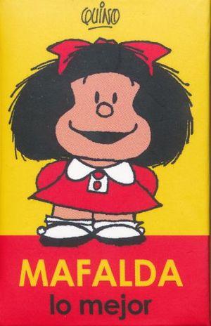 MAFALDA. LO MEJOR / PD. (MINILIBRO)