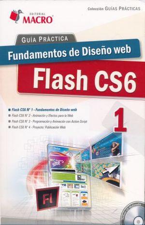 Fundamento de diseño Web Flash CS6 / vol. 1