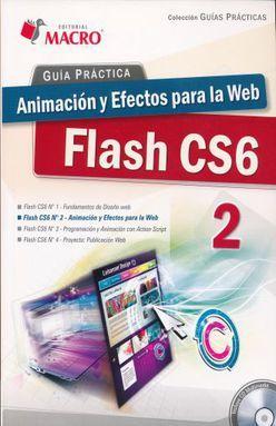 Animación y efectos para la Web Flash CS6 / vol. 2