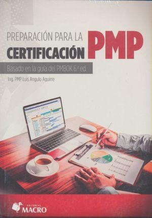 Preparación para la certificación PMP / 6 ed.
