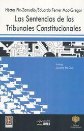 SENTENCIAS DE LOS TRIBUNALES CONSTITUCIONALES, LAS