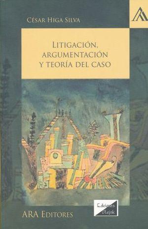 LITIGACION ARGUMENTACION Y TEORIA DEL CAOS