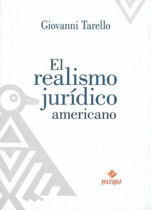 REALISMO JURIDICO AMERICANOM, EL
