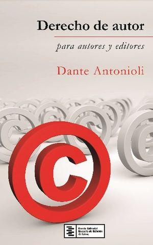 Derecho de autor para autores y editores