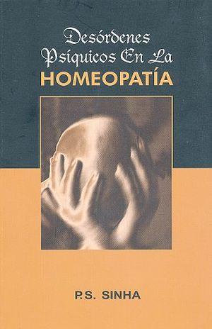 DESORDENES PSIQUICOS EN LA HOMEOPATIA