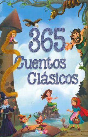 365 CUENTOS CLASICOS / PD.