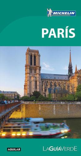 Paris / La guía verde 2017