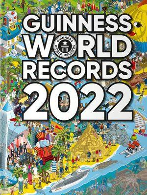 Guinness World Records 2022 / pd. (Ed. Latinoamérica)