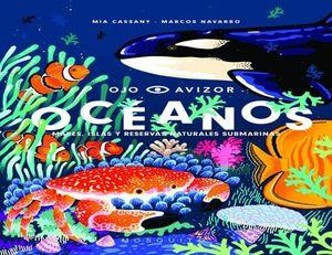 Océanos. Mares, islas y reservas naturales submarinas / PD.