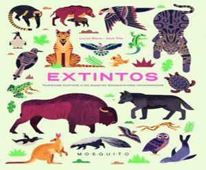 Extintos. Homenaje ilustrado a las especies desaparecidas recientemente / PD.
