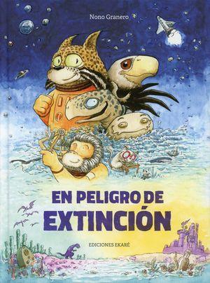 En peligro de extinción / pd.